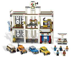 lego city 4207 garage car parking released i brick inside building lego city 4207 garage car parking released i brick inside building sets home decorating ideas