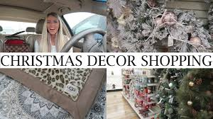 Home Goods Decor Rainy Day Shop With Me 2017 Christmas Decor Shopping At Home
