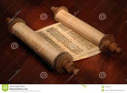 bible scrolls royalty free stock photography image 14394827