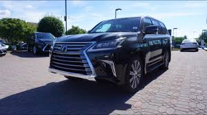 lexus lx price usa 2017 lexus lx 570 review youtube
