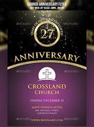 12 best anniversary flyer templates psd designs free