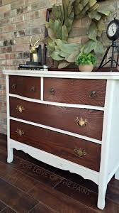Wood Stain Medium Stain Water Based by Vintage Chest In Medium Brown Dye Stain U0026 Milk Paint Chalk Style
