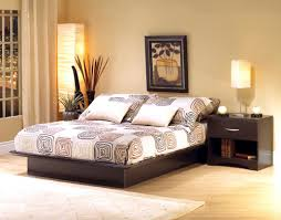 modern guest bedroom decorating ideas with beautiful bed pictures