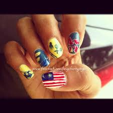 British Flag Nails My Olympics Nail Art Pt 1 My Cherry Style