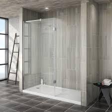 walk in shower enclosures luxury glass showers victorian plumbing