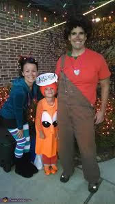Wreck It Ralph Costume It Ralph Family Costume