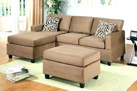 couch and ottoman set chaise sofa ottoman set cad75 com