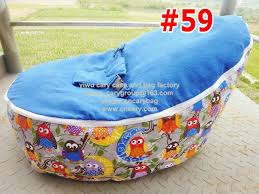navy blue baby bean bag chairs insects design baby bean bag chair