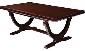 baker furniture game table rectangular dining table by barbara barry 3436 baker furniture