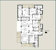 Typical Floor Plans Of Apartments The Palm Springs Project In Gurgaon Palm Springs At Golf Course