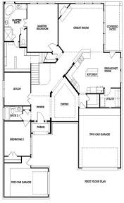 First Texas Homes Hillcrest Floor Plan First Texas Homes Floor Plans