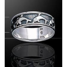dolphin sterling silver spinner ring fidget spinner adhd