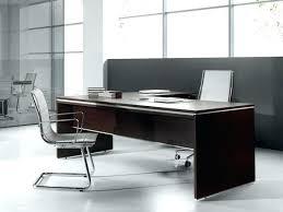 bureau original design bureau d angle noir laquac grand bureau grand bureau plat en