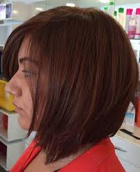 medium length stacked bob hairstyles 20 best the full stack hottest stacked haircuts images on