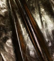 metallic fabric tricot lame gold black joann
