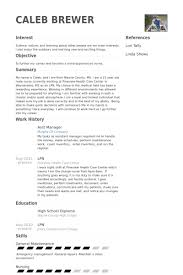 Facility Manager Resume Sample by Asst Manager Resume Samples Visualcv Resume Samples Database