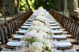 wedding tables and chairs wedding table settings sirmione wedding
