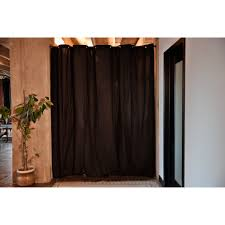 Floor To Ceiling Tension Rod Room Divider Hanging Room Dividers Wayfair 71 X 63 Tall Almond Blossoms Wheat