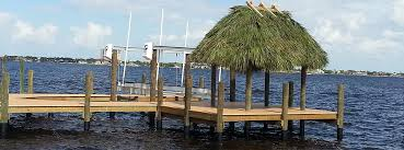Tiki Hut Cape Coral Fl Southern Cross Tiki Huts And Rethatching Cape Coral Ft Myers
