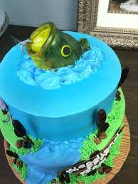 fish birthday cakes lowes home improvement stores near me bass fish birthday cake