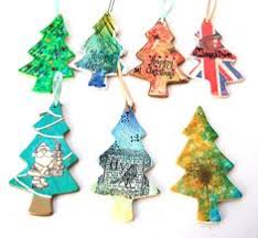 paint your own pottery tree ornaments pottery