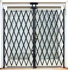 Upvc Patio Door Security Ideas Patio Security Doors Or Gated Patio Doors Patio Security