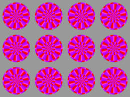 rotational illusion 27