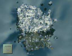 Map Of Skyrim Daylight Hours At Skyrim Special Edition Nexus Mods And Community