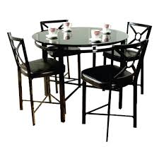 pc counter height dining table u0026 chairs set