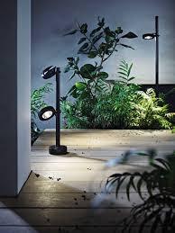 garden bollard light contemporary metal led frog by sara