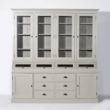 meuble cuisine vaisselier cuisine vaisselier portes en bois cirã x made in meubles meuble