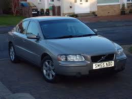 volvo s60 d5 2005 82000 miles diesel manual new price in ayr
