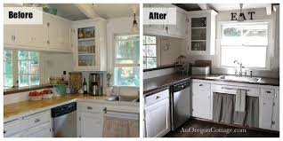 Kitchen Remodel Before And After by Fascinating Diy Kitchen Remodel Before And After For Your Latest