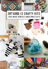 12 crafty kits that make perfect christmas gifts my poppet makes