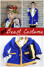 What Town Is Beauty And The Beast Set In Diy Beast Costume Beast Costume Fun Costumes And Blue Blazers