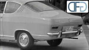 opel car 1965 opel kadett coupé auf der iaa 1965 with loop control youtube