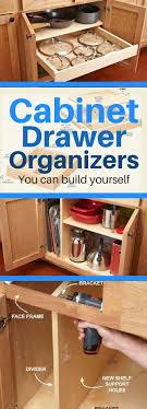 kitchen cabinet knife drawer organizers 10 kitchen cabinet drawer organizers you can build yourself
