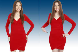 Clothes To Hide Pregnancy Kim Kardashian U0027s Skinny Waist Secret U2014 But Does It Work On Real