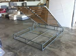 Bed Frame Types 3 Types Of Storage Bed Frame Designs Tomichbros In Lift Up