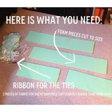how to make your own crib bumper pads sewing tips pinterest