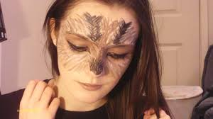 creative owl makeup tutorial youtube