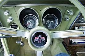 1968 Firebird Interior 1967 U002768 Pontiac Firebird 400 Hemmings Motor News