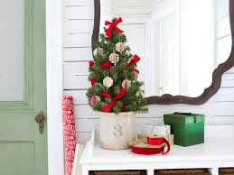 beautiful nice red and white christmas trees gifts wallpapers idolza