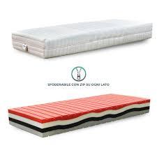 materasso antiallergico materasso energizzante in memory foam