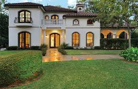spanish style homes spanish style house plans kendall associated designs floor small