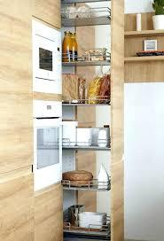 rangement cuisine coulissant rangement angle cuisine amenagement placard d angle cuisine