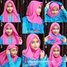 tutorial hijab segitiga paris simple tutorial hijab segi empat simple tapi mewah dan elegant http