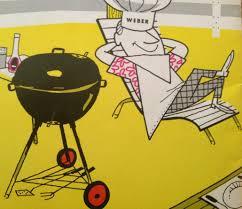 vintage weber grill image gallery