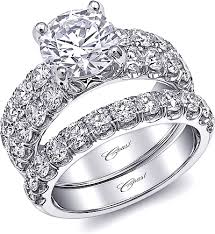 double engagement rings images Coast double row diamond engagement ring lj6023 png