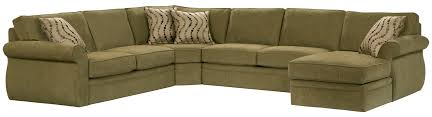 Reclining Sofa With Chaise by Broyhill Furniture Veronica Right Arm Facing Customizable Chaise